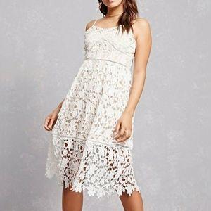 ASOS RD & KOKO Crochet Dress